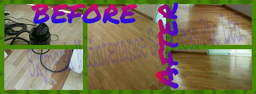 Flooring work Singapore