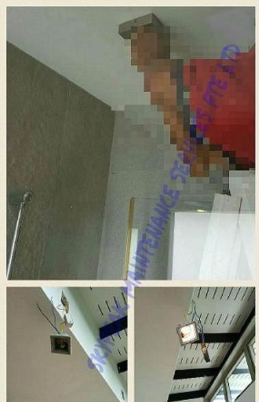 Plumbing work Singapore