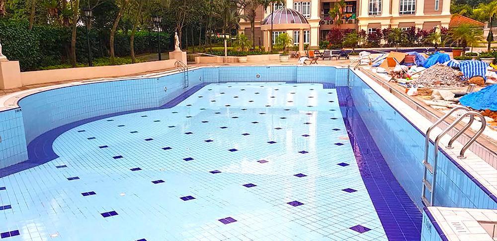 Swimming Pool Leak and Repair